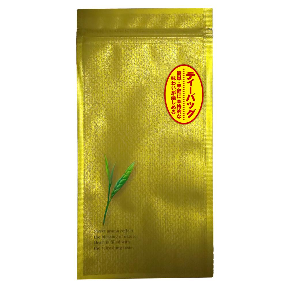 深蒸し茶ティーバッグ 5g×15袋 静岡県産